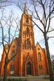 Friedenskirche in Frankfurt ein der Oder, Deutschland Stockfotos