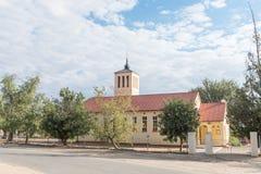 Friedenskirche of the German Lutheran Church in Okahandja Royalty Free Stock Photography