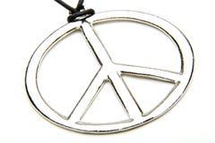 Friedensmedaillon Lizenzfreies Stockbild