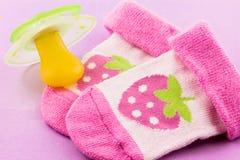Friedensstifter und Socken Stockfotografie