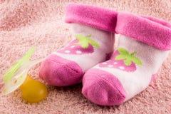Friedensstifter und Socken Stockbilder