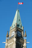 Friedensturm auf Parlaments-Hügel Stockfoto
