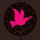 Friedensvogel lizenzfreie abbildung