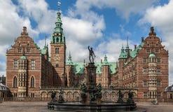 Friederiksborg Palace Denmark Stock Image