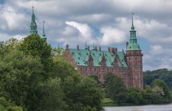Friederiksborg Palace Denmark Royalty Free Stock Photography