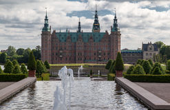 Friederiksborg Palace Denmark Royalty Free Stock Photos
