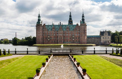 Friederiksborg Palace Denmark Stock Images