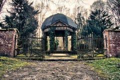 Friedhof 1 Fotografía de archivo libre de regalías