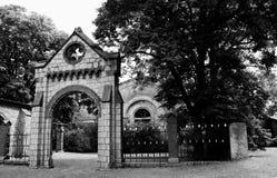 Friedhofswand Lizenzfreie Stockfotografie