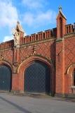 Friedland Gates of Konigsberg (fragment) Royalty Free Stock Photos