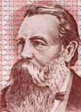 Friedrich Engels Imagens de Stock Royalty Free