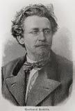 Friedrich Gerhard Rohlfs Photo libre de droits
