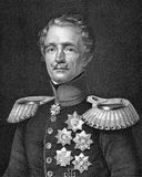 Friedrich Graf von Wrangel Royalty Free Stock Images
