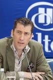 Friedrich Niemann - CEO Hilton Bucharest Royalty Free Stock Photography