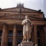 Friedrich Schiller Memorial Stock Image