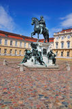 Friedrich Wilhelm I, Charlottenburg Royalty Free Stock Photos