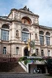 Friedrichsbad in Baden-Baden, Germany royalty free stock images
