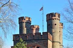 Friedrichsburg gate - fort of Koenigsberg, Kaliningrad, Russia Royalty Free Stock Image