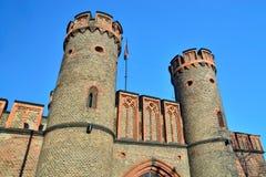 Friedrichsburg Gate - German Fort in Konigsberg. Kaliningrad (fo Royalty Free Stock Photography