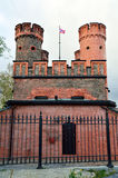 Friedrichsburg gate. Kaliningrad (formerly Koenigsberg), Russia Royalty Free Stock Photography