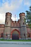 Friedrichsburg Gate - old German Fort in Koenigsberg. Kaliningra Royalty Free Stock Photo