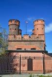 Friedrichsburg Gate - old German Fort in Konigsberg. Kaliningrad Stock Photos