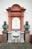 FRIEDRICHSDORF, GERMANY/EUROPE - 27. SEPTEMBER: Fehlschläge von Prof Dr Lizenzfreies Stockbild