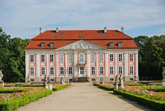 Friedrichsfelde Palace Royalty Free Stock Image
