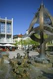 Friedrichshafen chez le Lac de Constance, Baden-Wuurttemberg Photographie stock libre de droits
