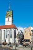 Friedrichshafen, Germania Fotografia Stock