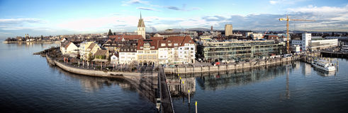 Friedrichshafen, Germany Royalty Free Stock Image