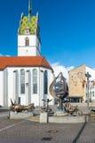 friedrichshafen germany Arkivbild