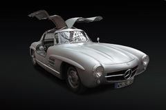 FRIEDRICHSHAFEN, GERMANY - 13 APRIL 2011: Mercedes-Benz 300 SL w Stock Photography