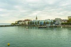 Friedrichshafen schronienie, Baden-Wurttemberg, Niemcy Fotografia Royalty Free