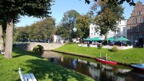Friedrichstadt Stock Photo