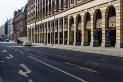 Friedrichstrasse 免版税库存图片