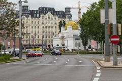Friedrichstrasse at the Secession House, Vienna