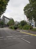 Friedrichstrasse, Stuttgart Stock Image