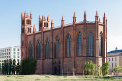 Friedrichswerder Church in Berlin Royalty Free Stock Photo