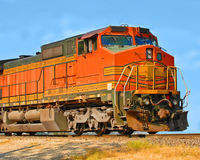 Frieght train Stock Images