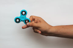 Friemel spinner Stock Afbeelding