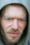 friendless homeless стоковое изображение