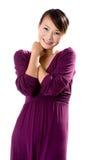 friendly azjatykci dziewczyna uśmiech Zdjęcie Stock