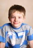 Friendly Boy Stock Image