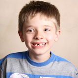 Friendly Boy Royalty Free Stock Photo