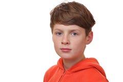 Friendly boy Stock Photo