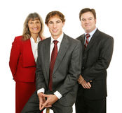 Friendly Business People Stock Images