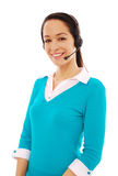 Friendly Business woman Stock Photos