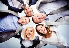 Friendly company Stock Photos