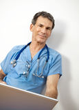 Friendly Doctor Stock Image